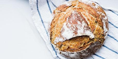 Baking with Sourdough Starter tickets