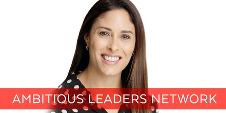 Ambitious Leaders Network Perth – 17 January 2020 Sarah Bramham tickets