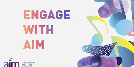 Engage with AIM Sydney   19 December 2019 tickets