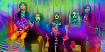 POSTPONED-Acid Mothers Temple and the Melting Paraiso U.F.O. , My Education