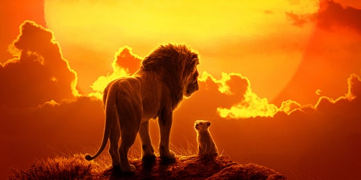 Hello Holidays: Family Film Screening - The Lion King