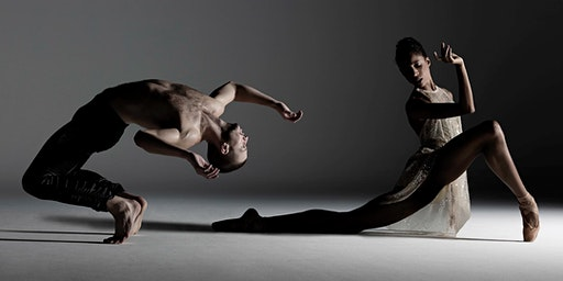 Alonzo King LINES Ballet World Premiere at Grace Cathedral