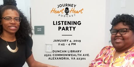 Journey Heart-to-Heart Podcast Listening Party tickets