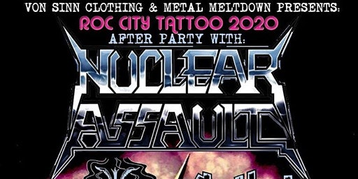 Nuclear Assault with Rotten UK, Kryst, M.O.T., Soma Slumber