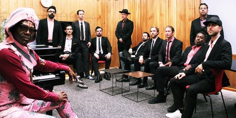 Antibalas with guests tickets