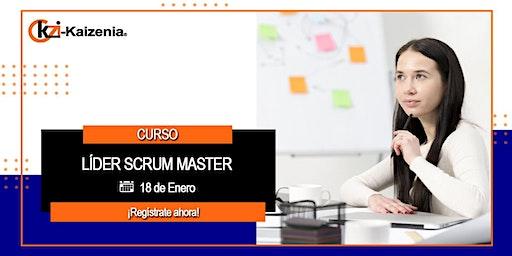 Curso Líder Scrum Master