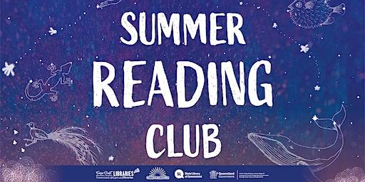 Summer Reading Club - Break -up Party - Maryborough (0 to 16yrs)