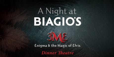 Enigma & the Magic of Elvis tickets