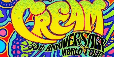 The Music of Cream – 50th Anniversary World Tour tickets