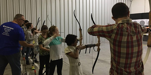 Archery Classes (4 Monday Sessions)