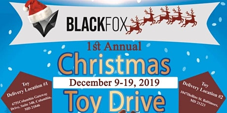 Black Fox Christmas Toy Drive tickets