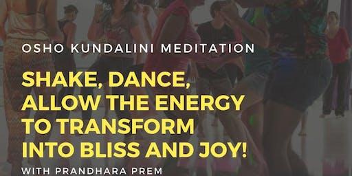 Osho's Kundalini Meditation