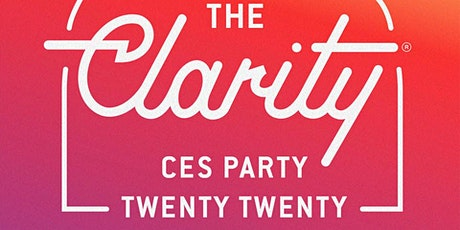 Clarity CES Party 2020 tickets
