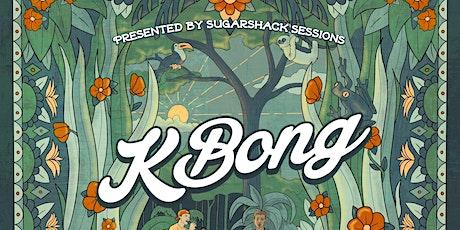 KBong w/s/g Sensi Trails tickets