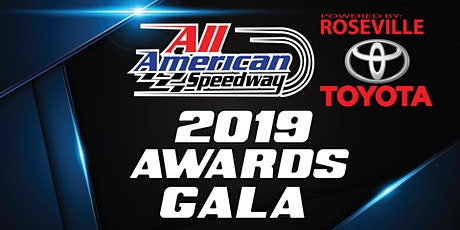 All American Speedway 2019 Awards Gala tickets