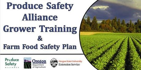 Two- Day Produce Safety Alliance (PSA) Grower Training tickets