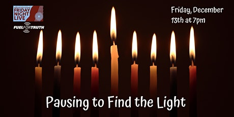 The Ted & Hedy Orden and Family Friday Night Live: Pausing to Find the Light! tickets