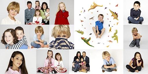 Family Portraits by Tom Luddington at Rockbourne Village Hall - 15th Dec