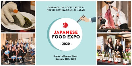 JAPANESE FOOD EXPO 2020 tickets