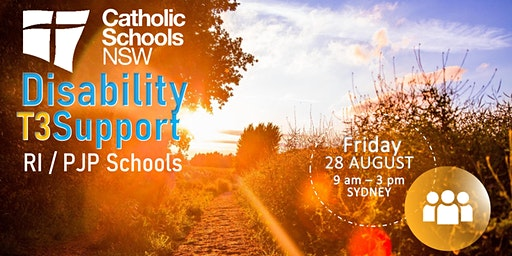 RI / PJP Schools Disability Support Network Meeting - Term 3