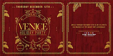 VENICE Magazine Holiday Party tickets