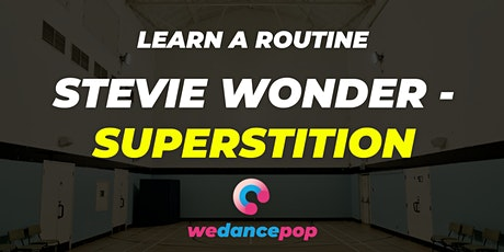 Learn a Routine: 'Superstition' by Stevie Wonder tickets