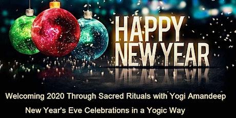 Welcoming 2020 Through Sacred Rituals with Yogi Amandeep tickets