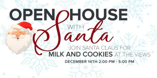 Milk and Cookies with Santa - Free Community Event!