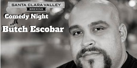 SCVB Comedy Night with Butch Escobar tickets