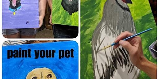 1/16 - Paint Your Pet - Cancun Mexican Restaurant