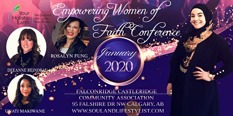 Empowering Women of Faith Conference tickets