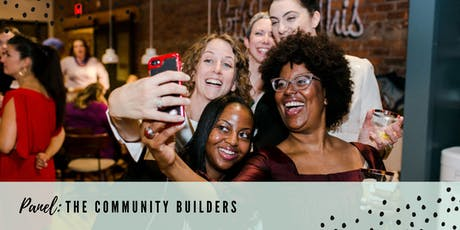 Rebelle Community - The Community Builders tickets