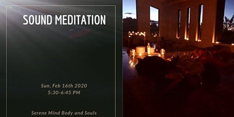 Sound Healing Meditation Point Cook (Feb 2020) tickets