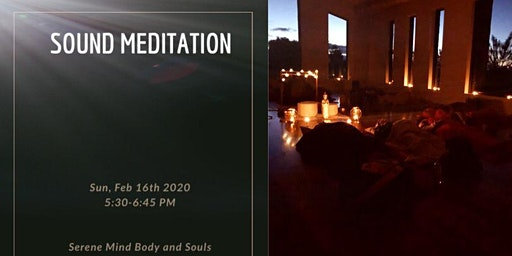 Sound Healing Meditation Point Cook (Feb 2020)