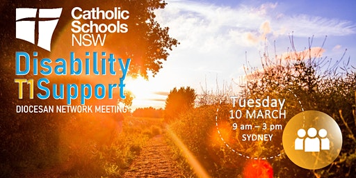 CSNSW Disability Support Network Meeting - Term 1