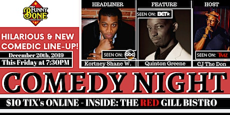Funny Bone Comedy Night - Premier Comedy Club in Jacksonville tickets