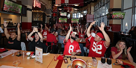 49ers Watch Party at Bourbon Pub tickets