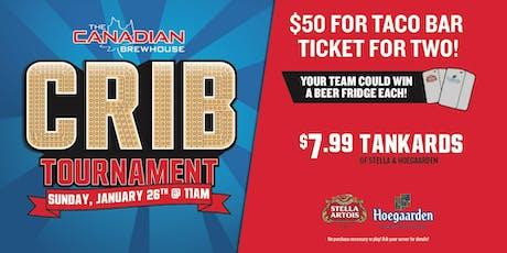 Spruce Grove Crib Tournament! tickets