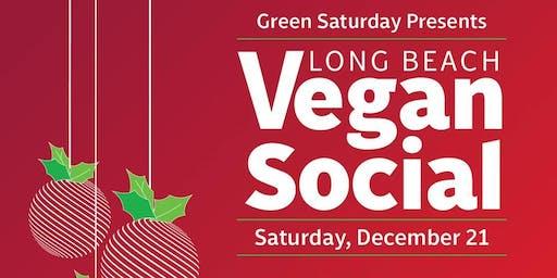 Long Beach Vegan Social! Food, Drinks & Tunes!