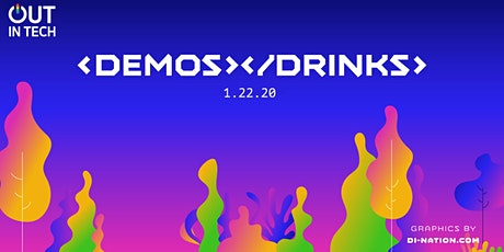 Out in Tech PDX | Demos and Drinks tickets