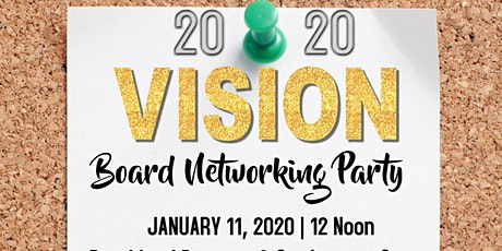 Vision Board Networking Party tickets
