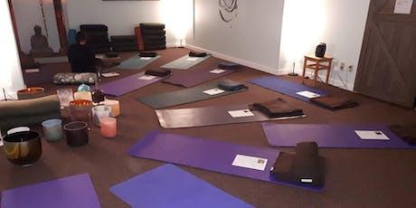 Solstice Yoga Nidra Sound Bath Fundraiser for Children's Health Foundation tickets