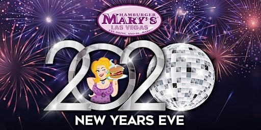 Hamburger Mary's NYE 2020