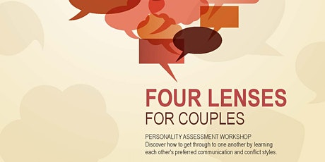 4 Lenses For Couples tickets