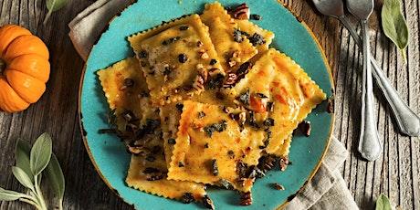 Vegan Pasta Workshop tickets