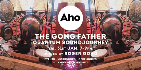 The Gong Father: Quantum Sound Journey tickets