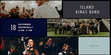 Live Music by Island Kings Band tickets