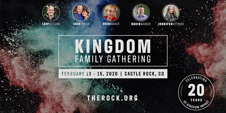 Kingdom Family Gathering 2020: Celebrating 20 Years of Global Impact tickets