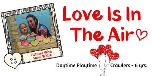 Love is in the Air | Daytime Playtime | Crawlers - 6 yrs.