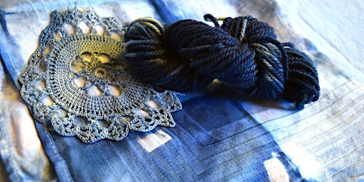 CLASS FULL - Indigo Explorations workshop at Ragfinery